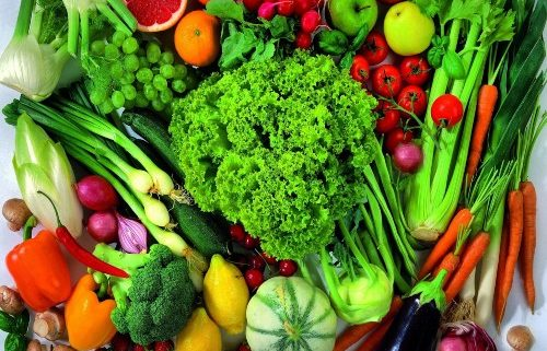 فواید و مزایای خام گیاه خواری و مضرات غذاهای صنعتی