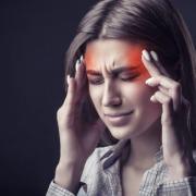 عکس درمان سر درد میگرنی
